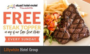 Free Steak Topper